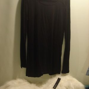 NWT APT 9 Long sleeve dress T in  small